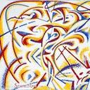 Jules Schmalzigaug, Dynamische uitdrukking van de beweging eener danseres